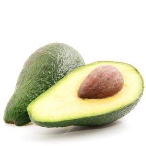 Fresh avocado mexico