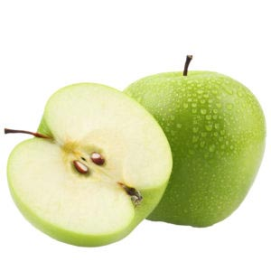Green Apples from France
