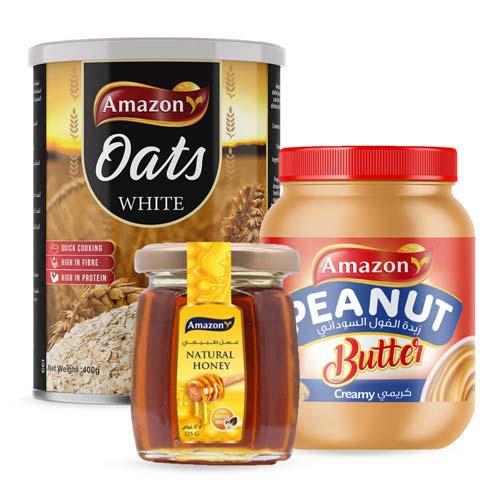 الفطور ومنتجات صحية